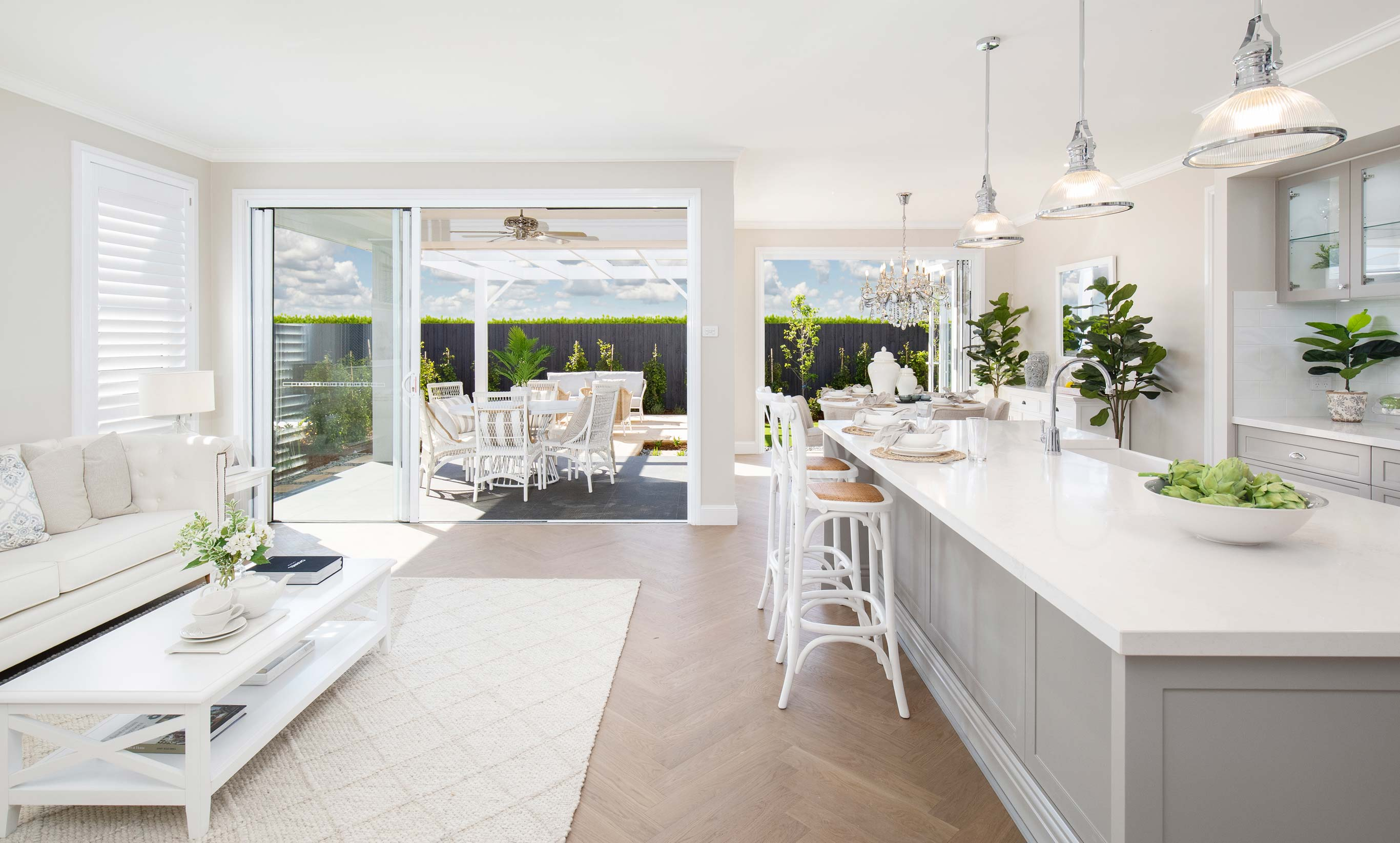 Living Room | Saxonvale