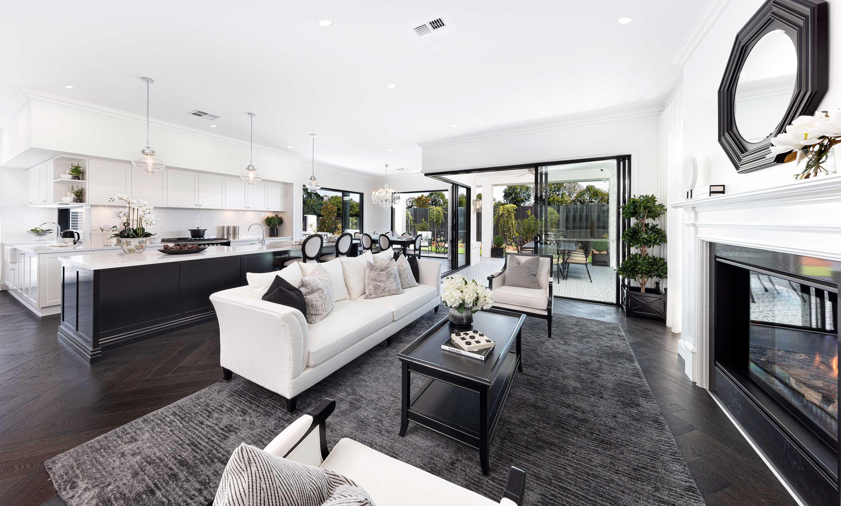 Living Room | Cranbourne