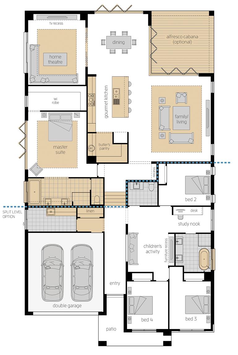 San marino manor executive 16 upgrade lhs