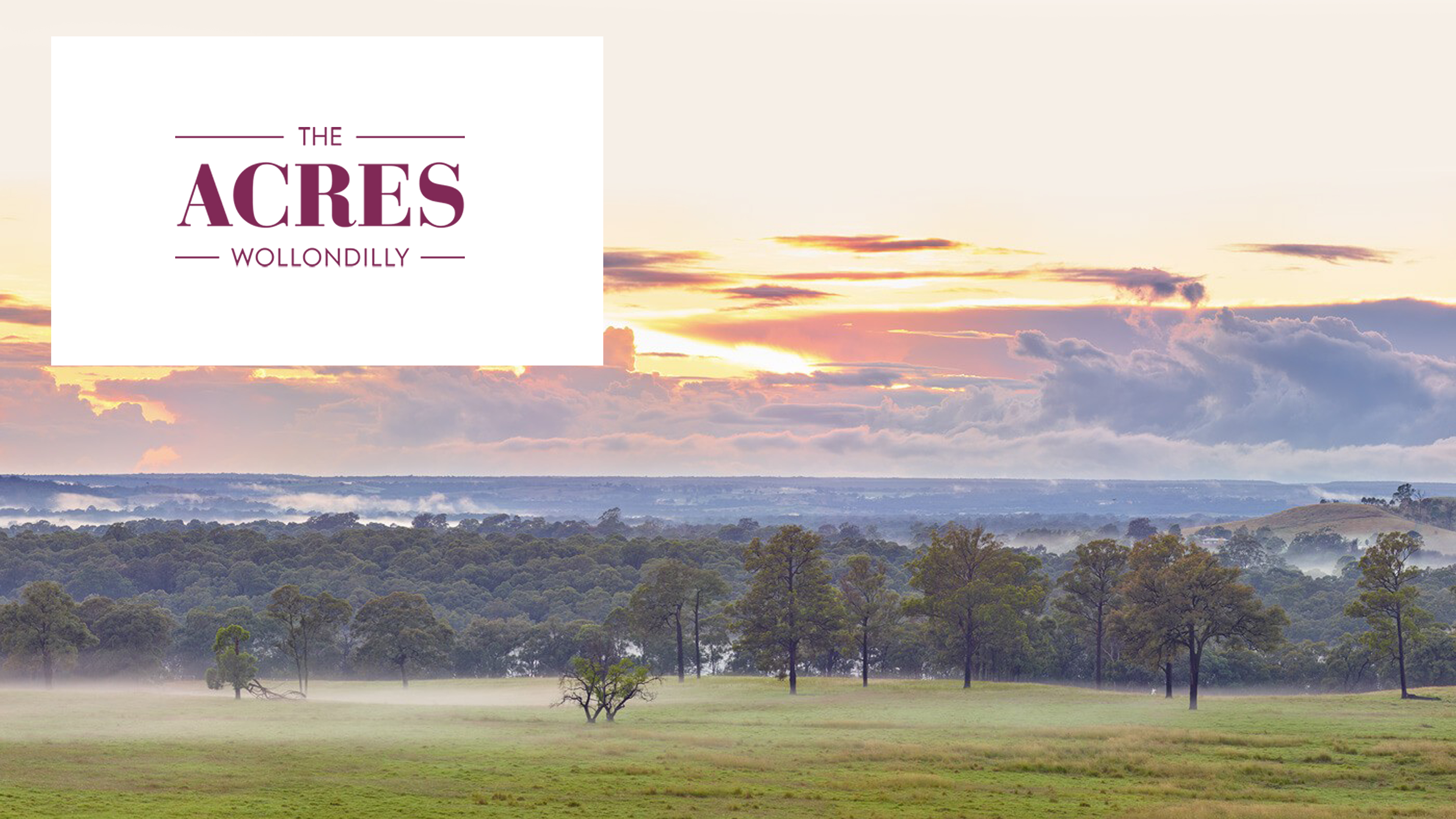 The Acres, Wollondilly