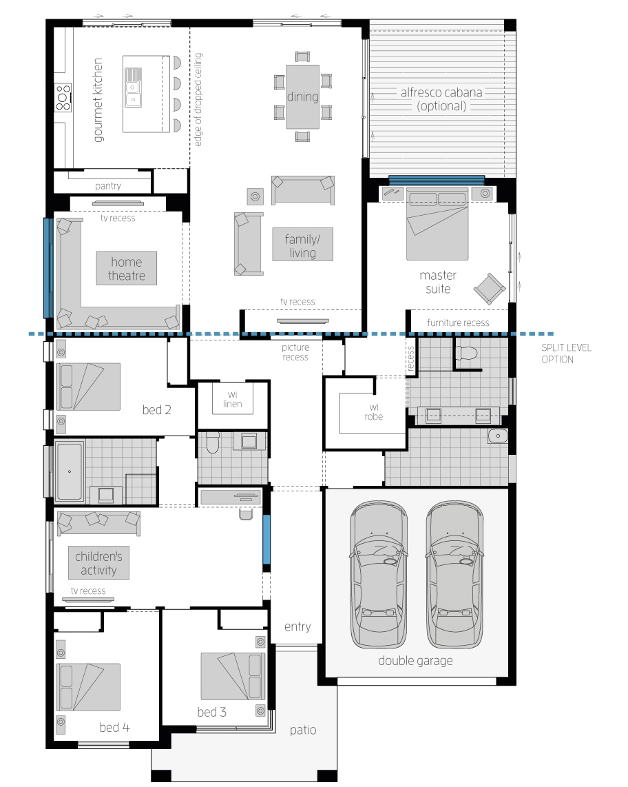 New Floor Plan - Monaco Two - McDonald Jones