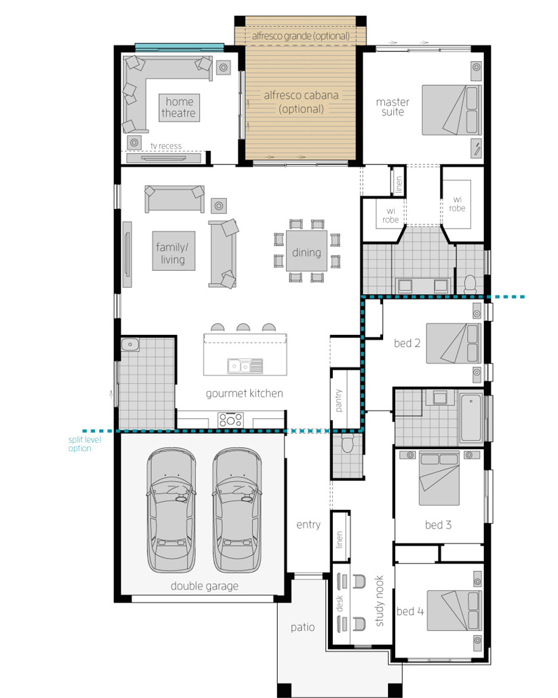 zero energy water heating system, zero lot line plans, walk-in pools design plans, inexpensive prefab home plans, on zero entry home floor plan