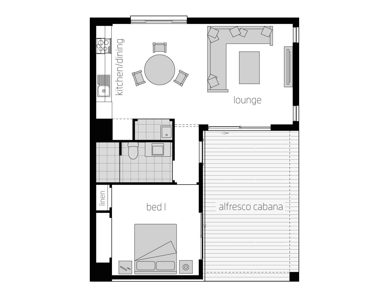 Granny Flat Designs And Studio Suites Mcdonald Jones Homes