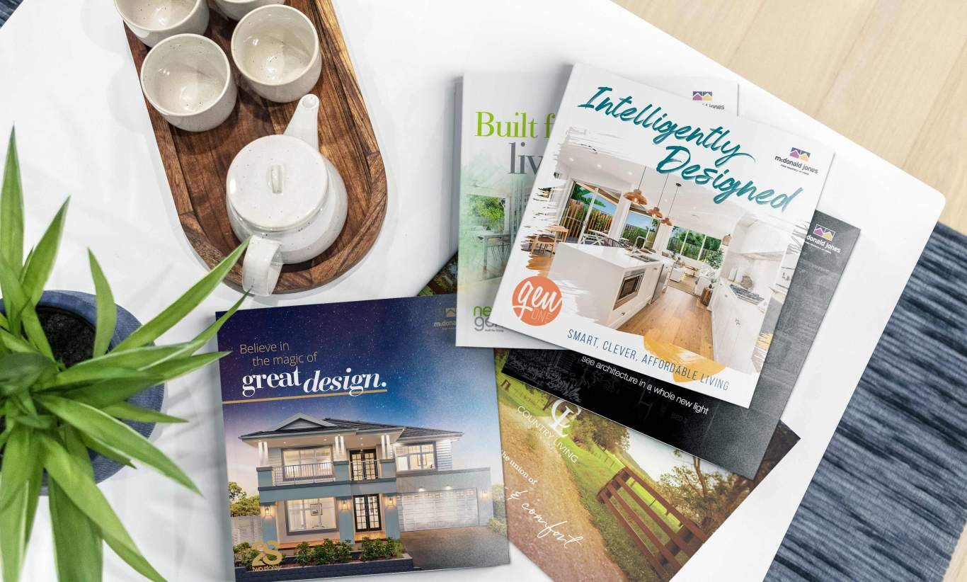 Discover Our Digital Brochures for Home Builders