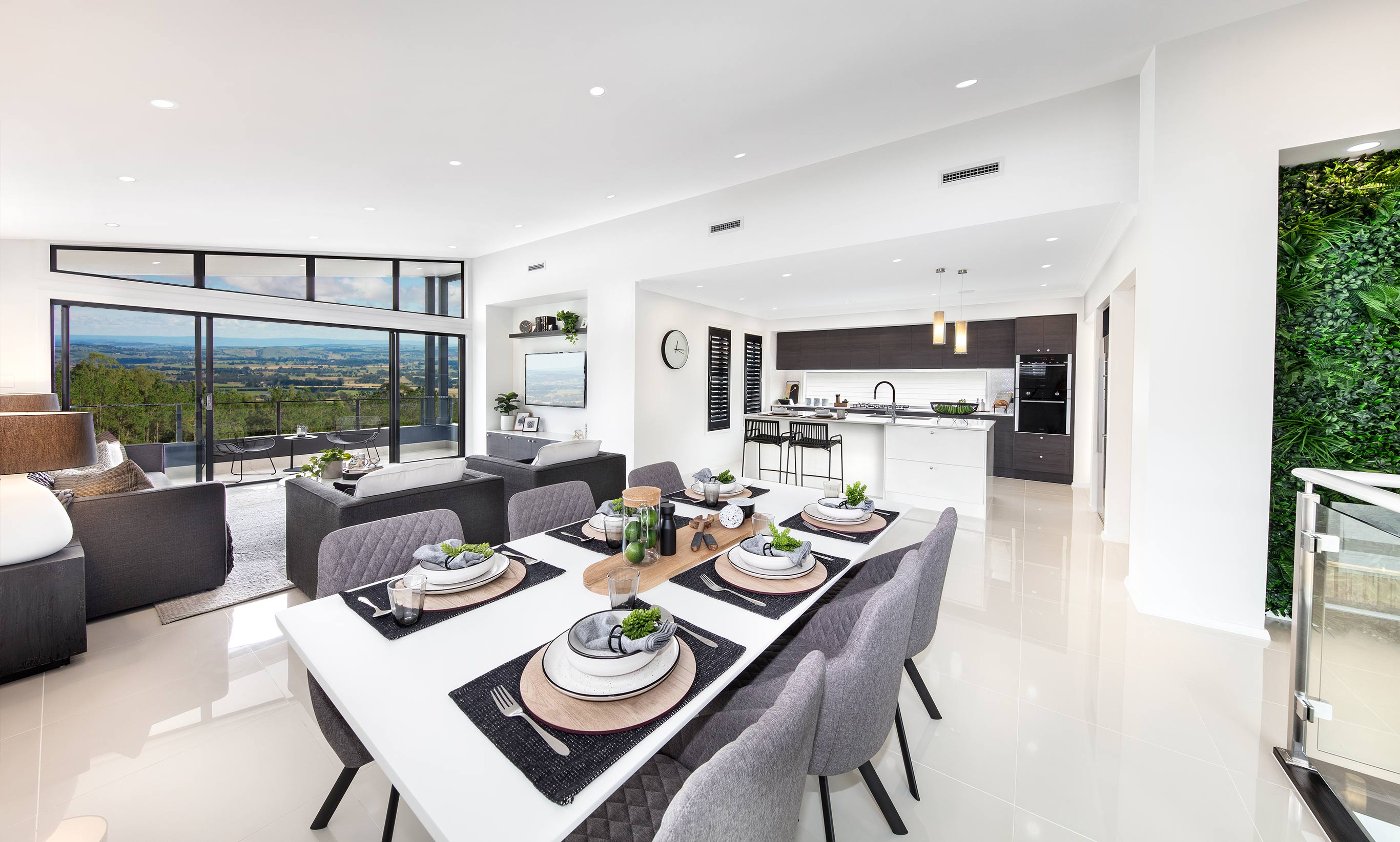 Massena 30 One- Dining, Kitchen and Family/Living