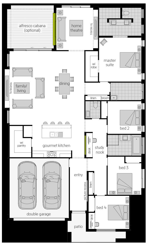 suffolk floorplan lhs