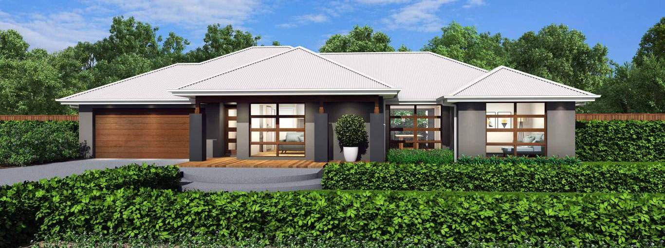 Boronia New House Designs