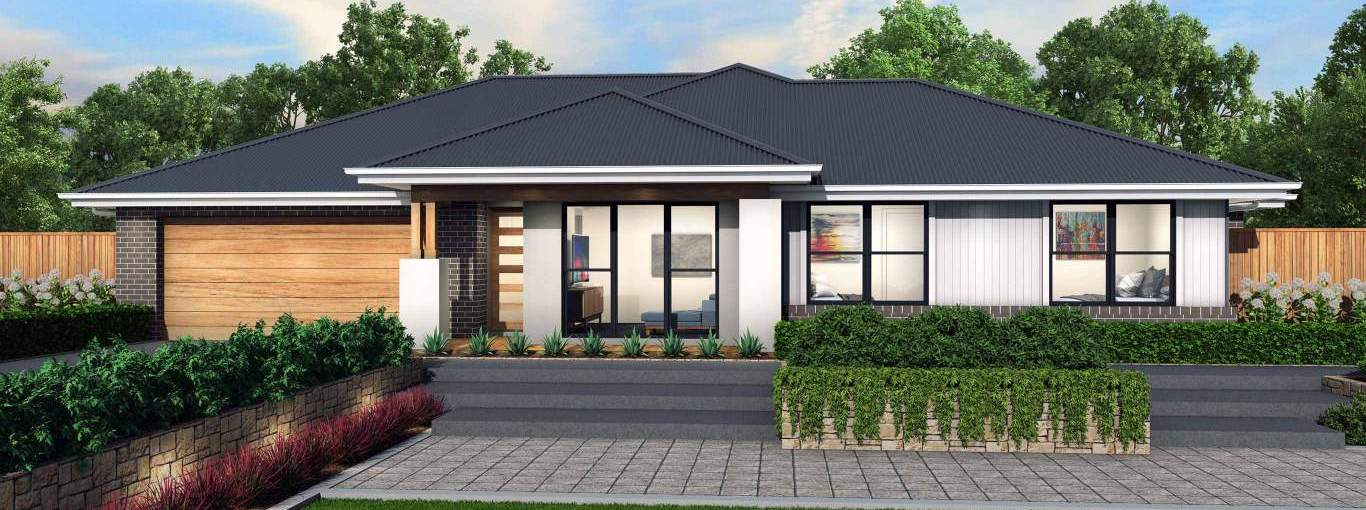 Eaton New House Designs