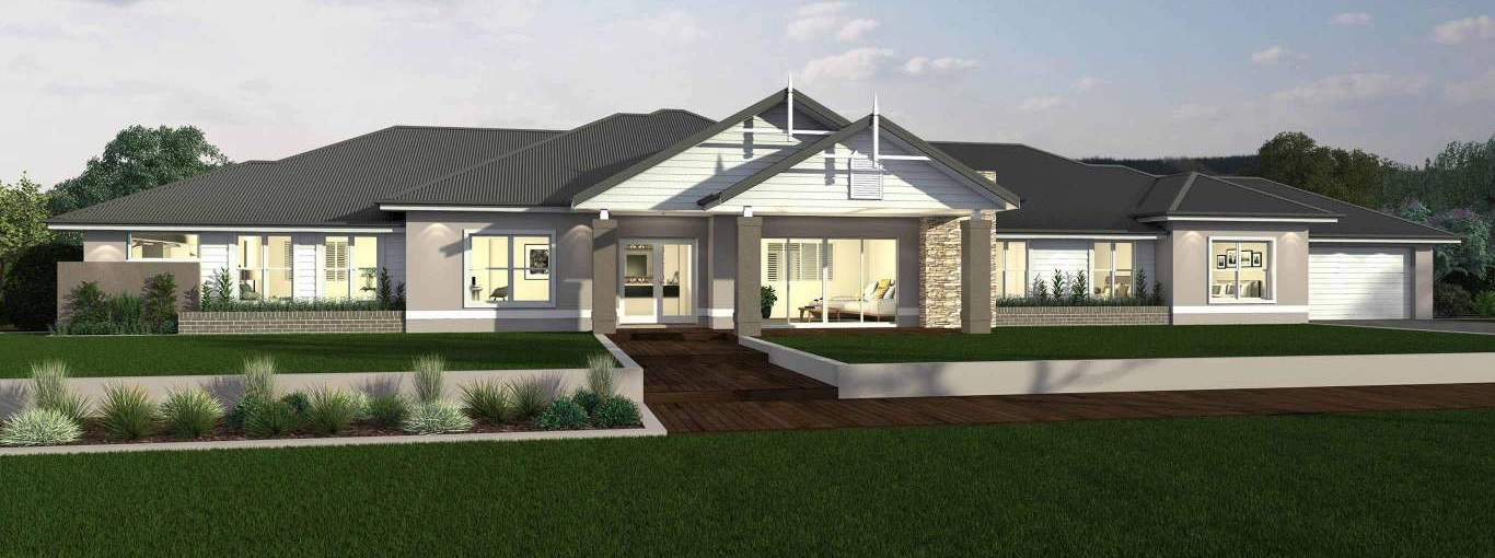 Hermitage New House Designs