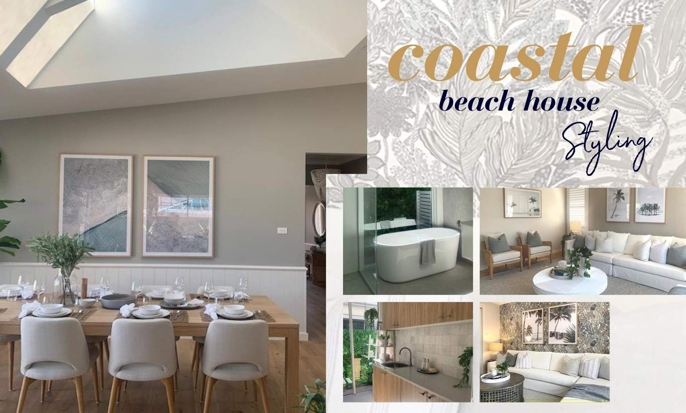 Coastal Styling in Retreat at Waterford Living