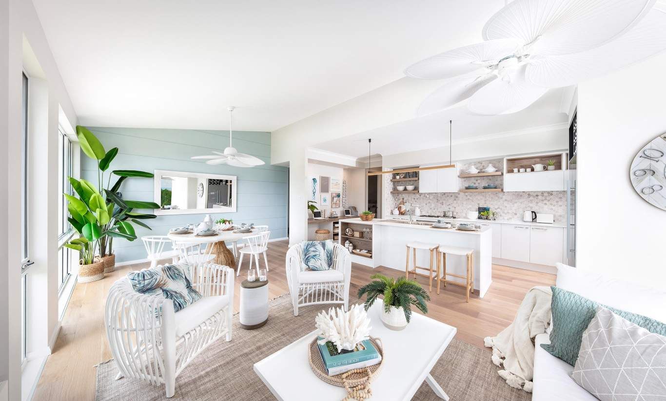 Bexley- Family/Living, Kitchen and Dining