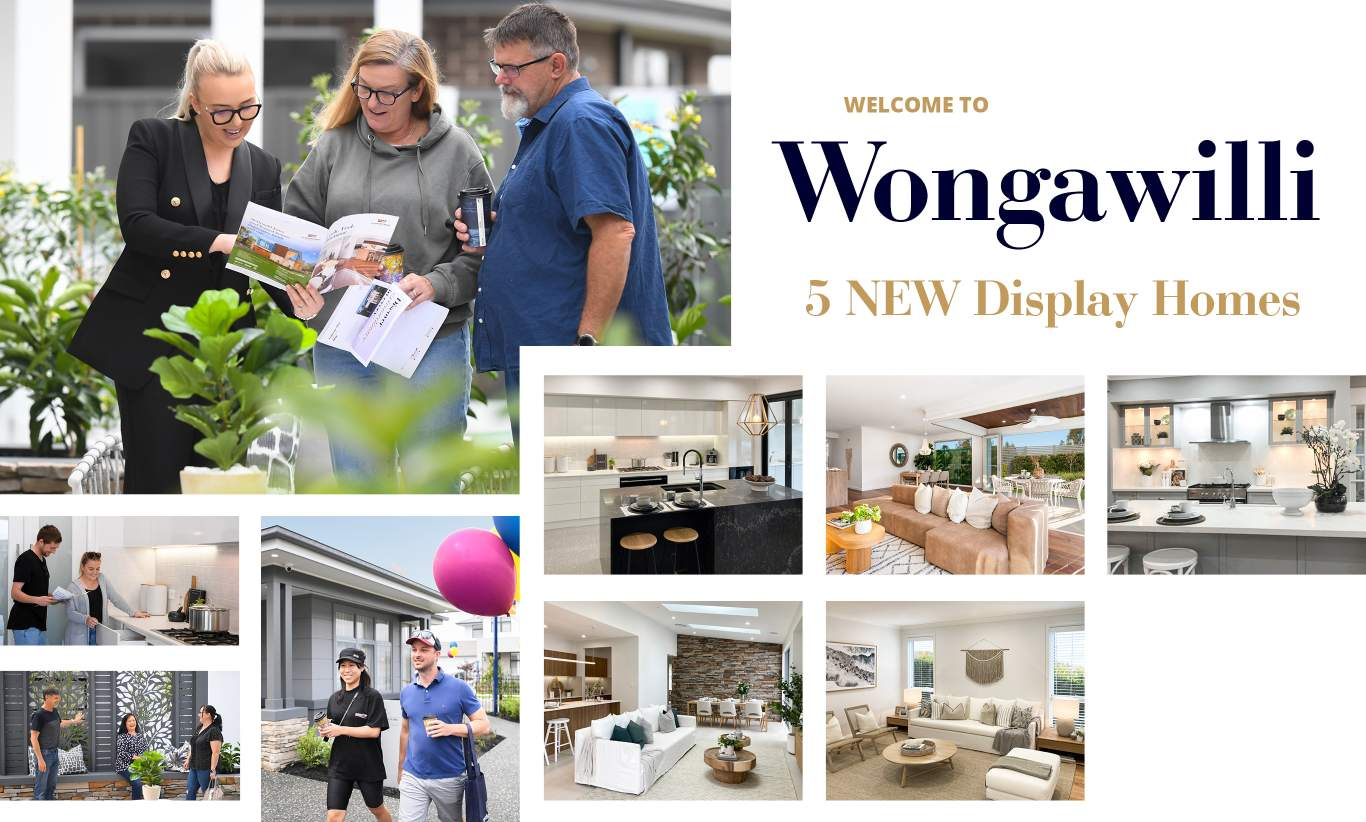 Five new home designs now open at Wongawilli