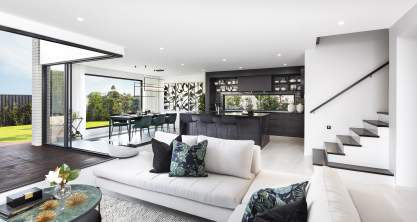 The Aria is a Two Storey Display Home by Brighton Homes