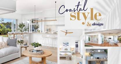 A stunning new coastal styled Forster Display Home by McDonald Jones
