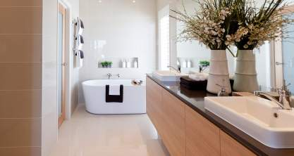 Currently Trending Bathroom Ideas