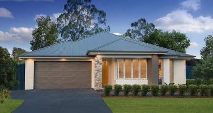 Seaview Display Home, Calderwood - McDonald Jones