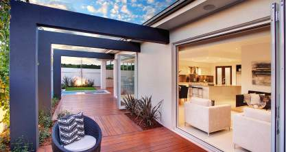 Alfresco - Ambassador Home Design - Canberra - McDonald Jones