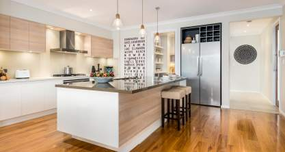 Kitchen - Shell Cove - McDonald Jones