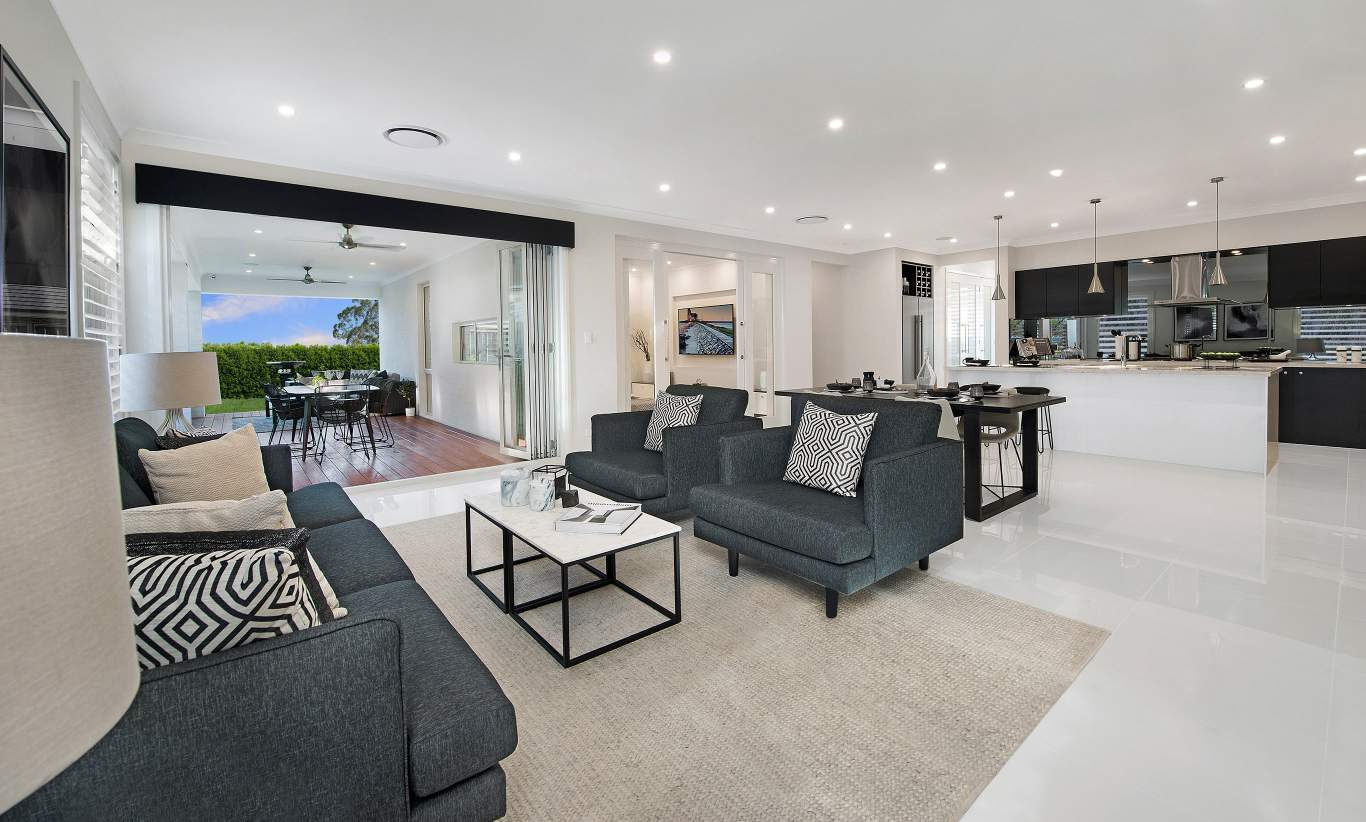 Broadbeach | Luxurious Single Storey Design | McDonald Jones ...