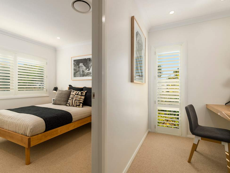 Bedroom - Bridgetown Two Storey Home Design - McDonald Jones