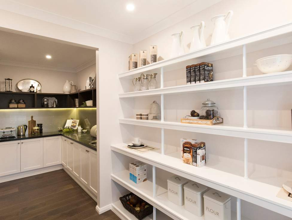 Butler's Pantry - Hermitage Display Home Thornton - McDonald Jones