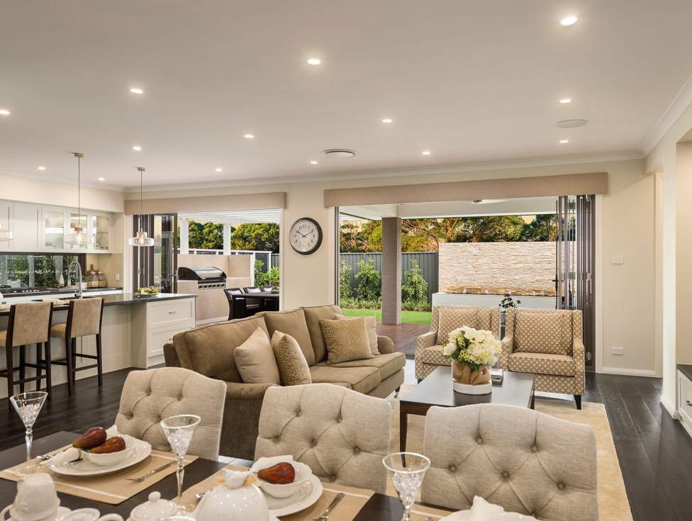 Dining, Living Room & Kitchen - Miami16 - Marsden Park - McDonald Jones