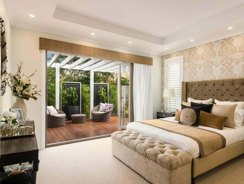 Master Bedroom - Miami16 - Marsden Park - McDonald Jones