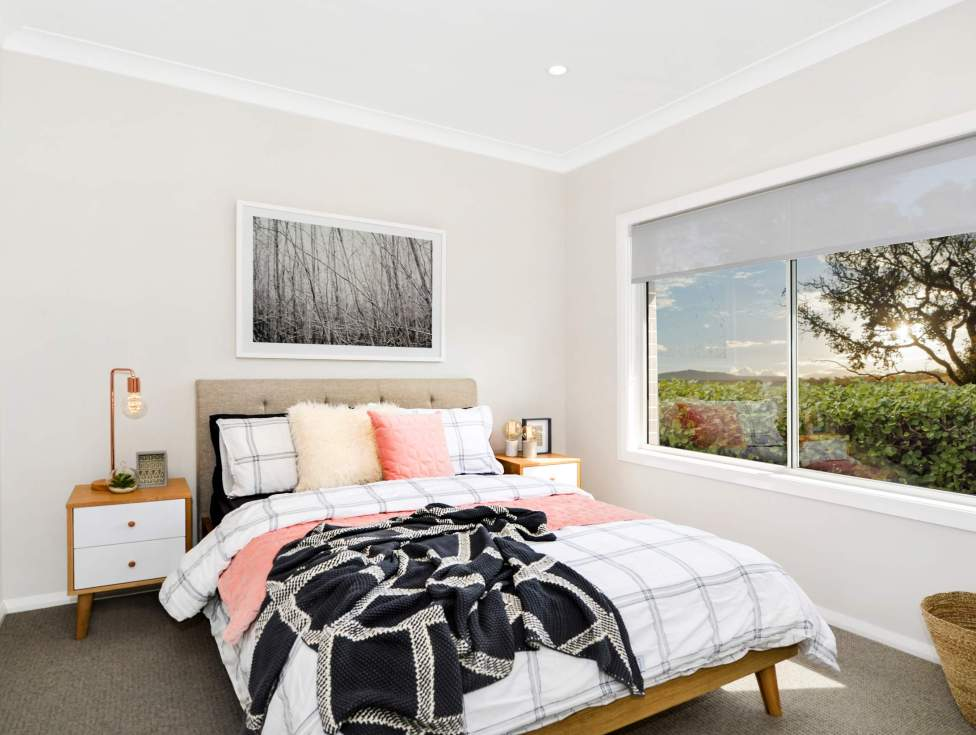 Bedroom - Portsea Home Design - McDonald Jones