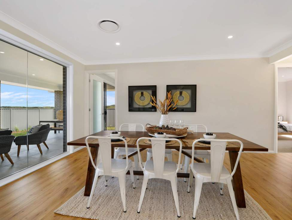 Dining - Portsea Home Design - McDonald Jones
