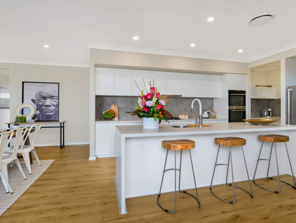 Kitchen - Portsea Home Design - McDonald Jones
