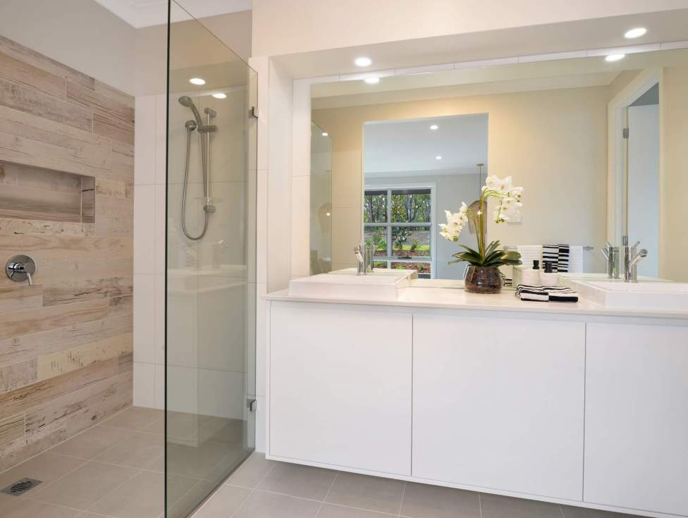 Ensuite - Portsea Home Design - McDonald Jones