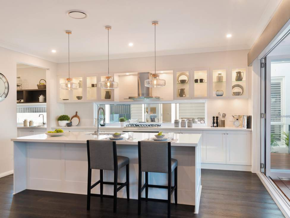 Kitchen - St Clair Luxury Two Storey Home - McDonald Jones