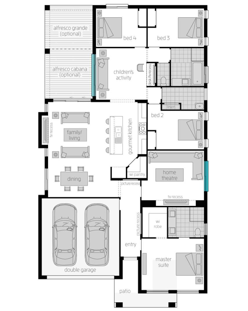 Floor Plan-Havana-28-McDonald Jones