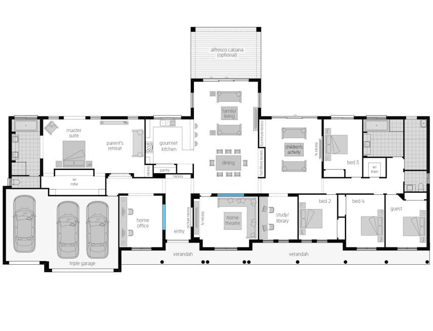 Note Floor Plan Will Differ Slightly With Application Of Different Facades Block Widths Required Differ From Area To Area Are Indicative Only And Subject