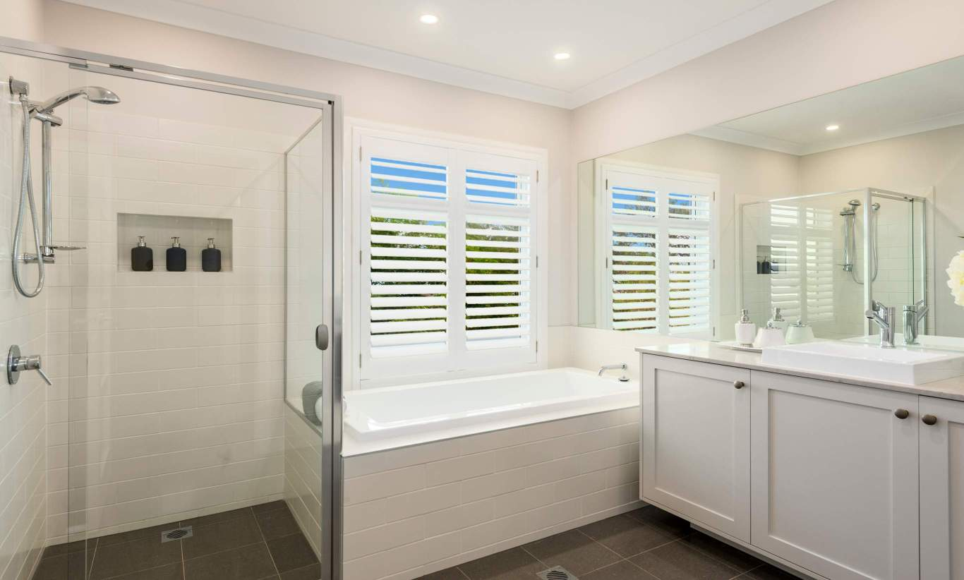 Bathroom - Avondale Two Storey Home - Canberra - McDonald Jones