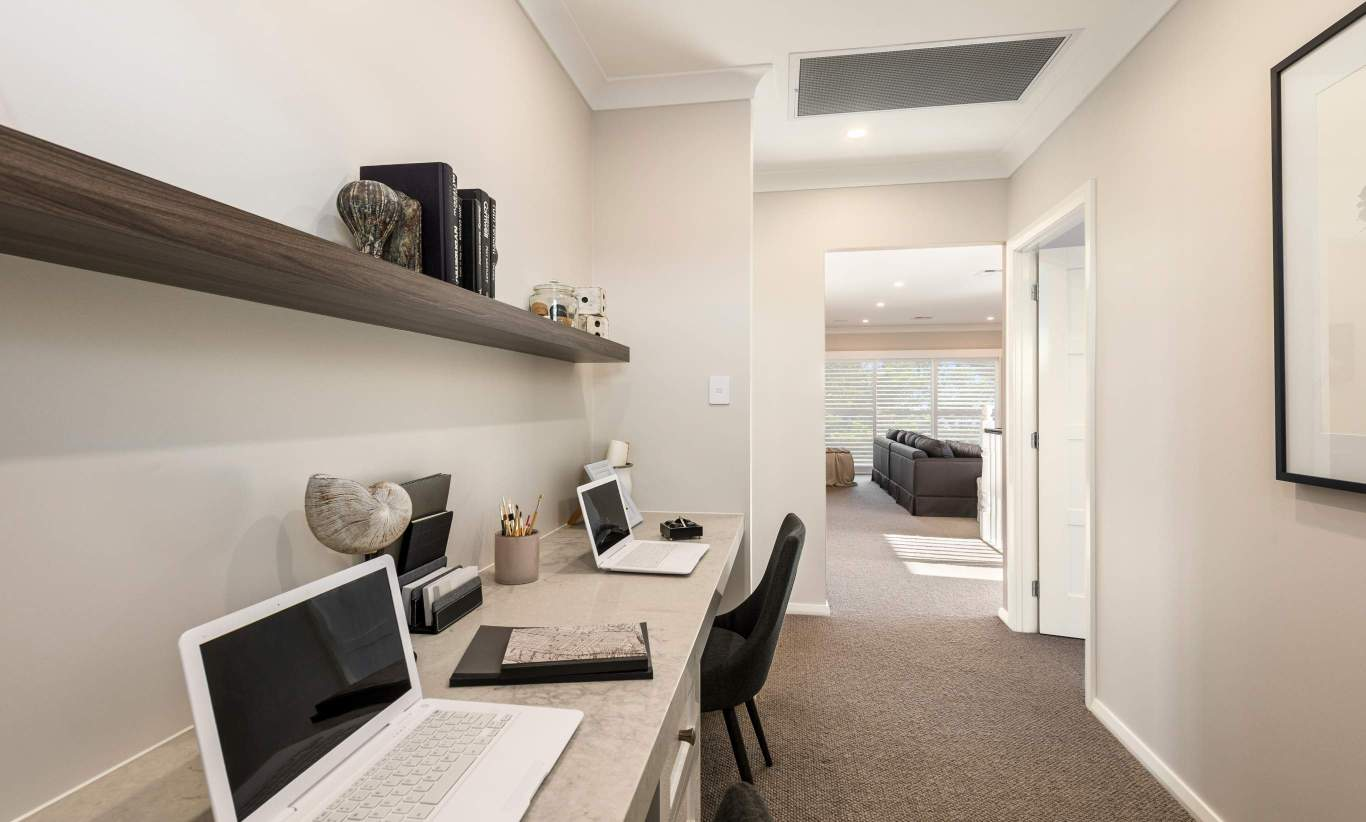 Study Nook - Avondale Two Storey Home - Canberra - McDonald Jones