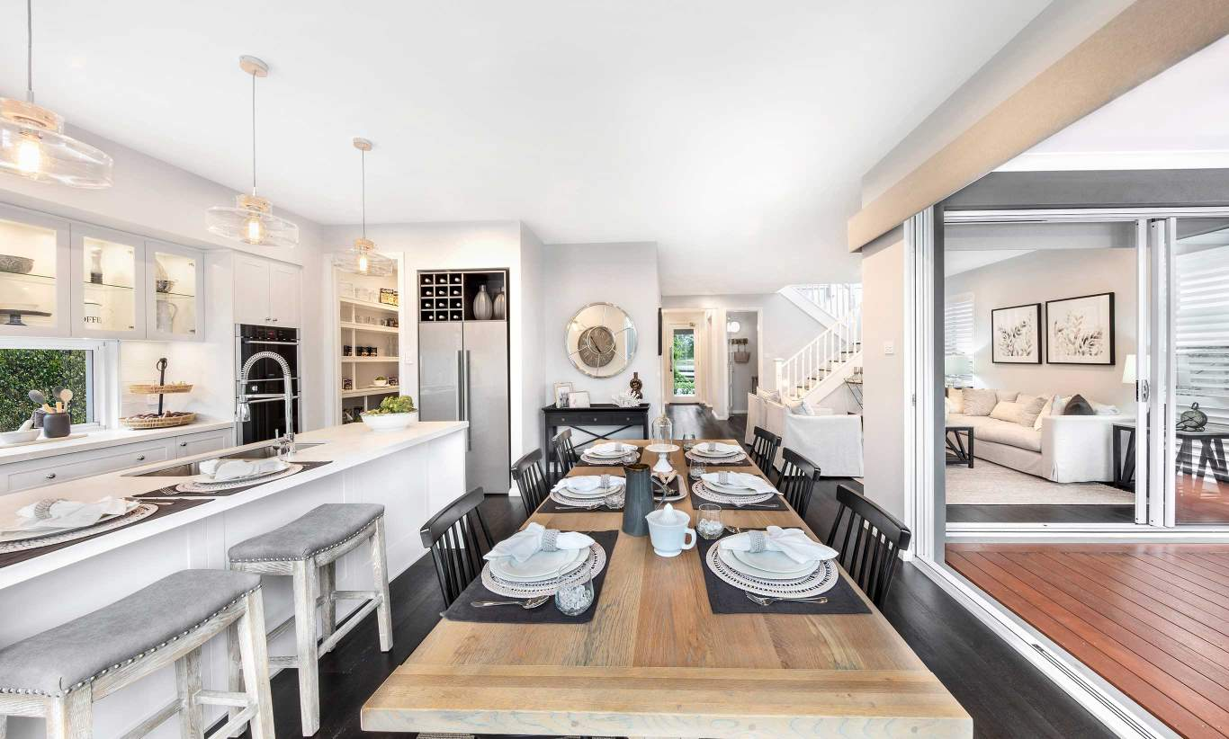 Bridgetown 33- Kitchen, Dining, Alfresco and Family/Living