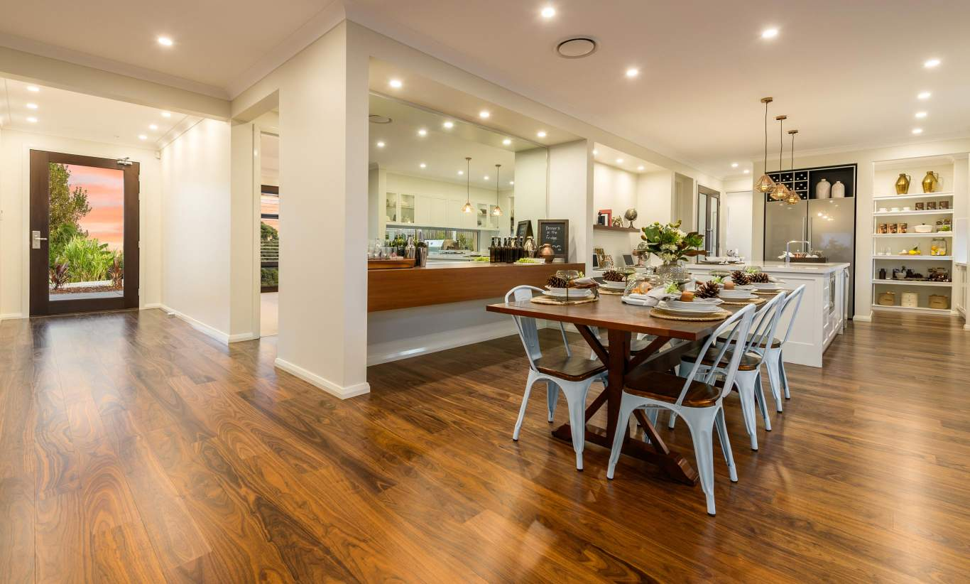 Esperance - Dining & Kitchen