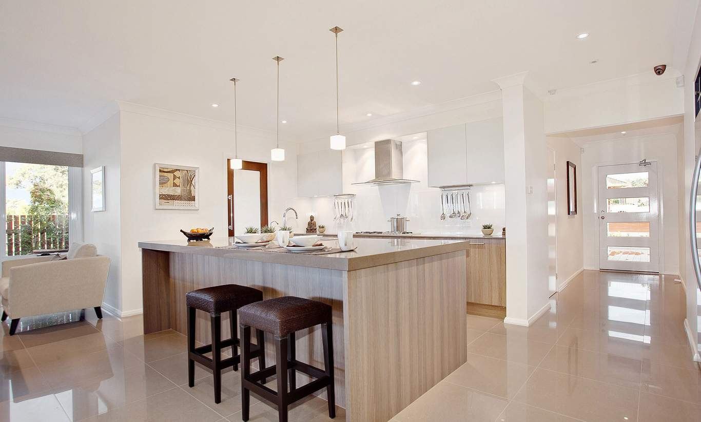 Kitchen - Santorini Display Home - Woongarah - McDonald Jones