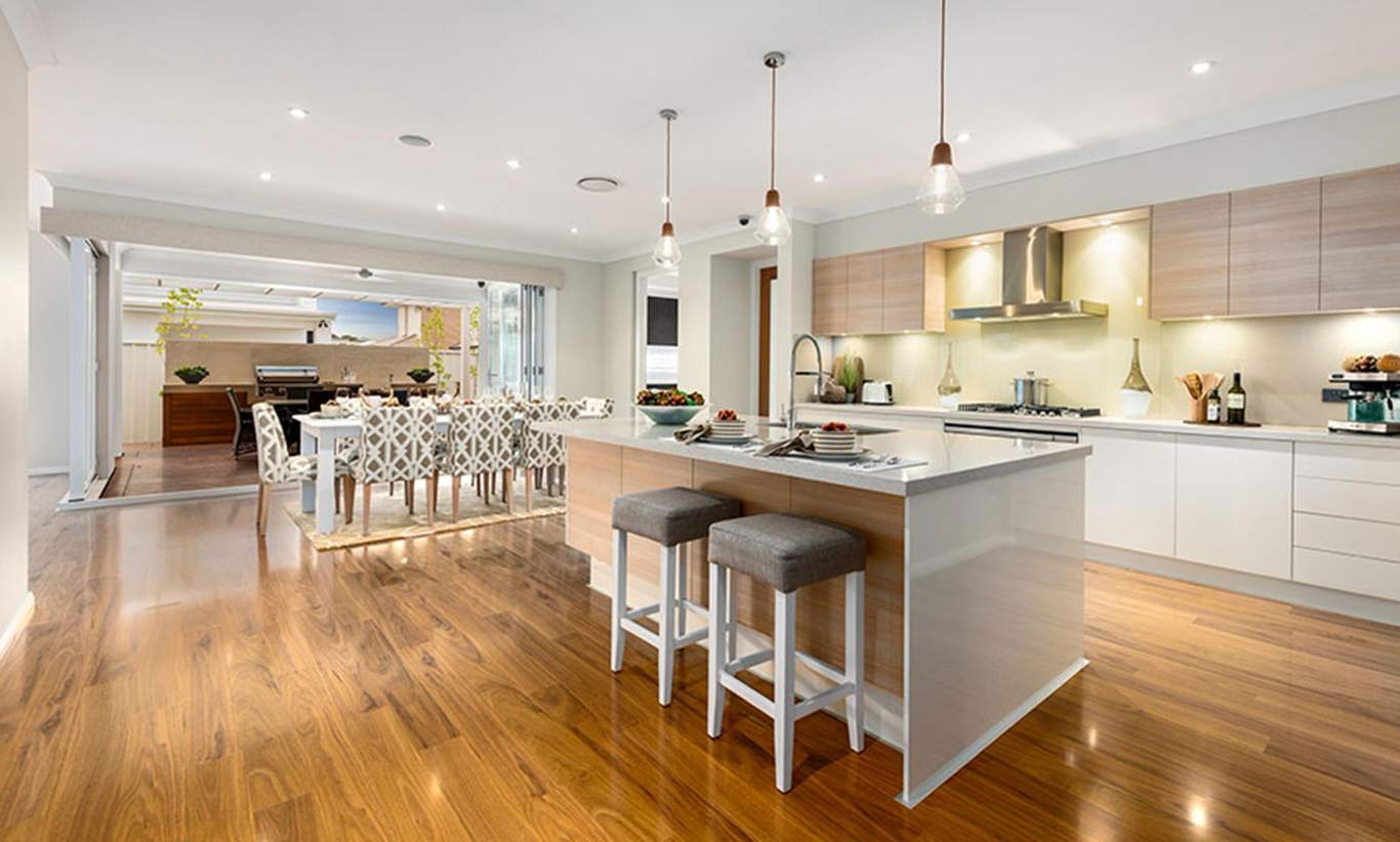 Kitchen & Dining - Shell Cove - McDonald Jones