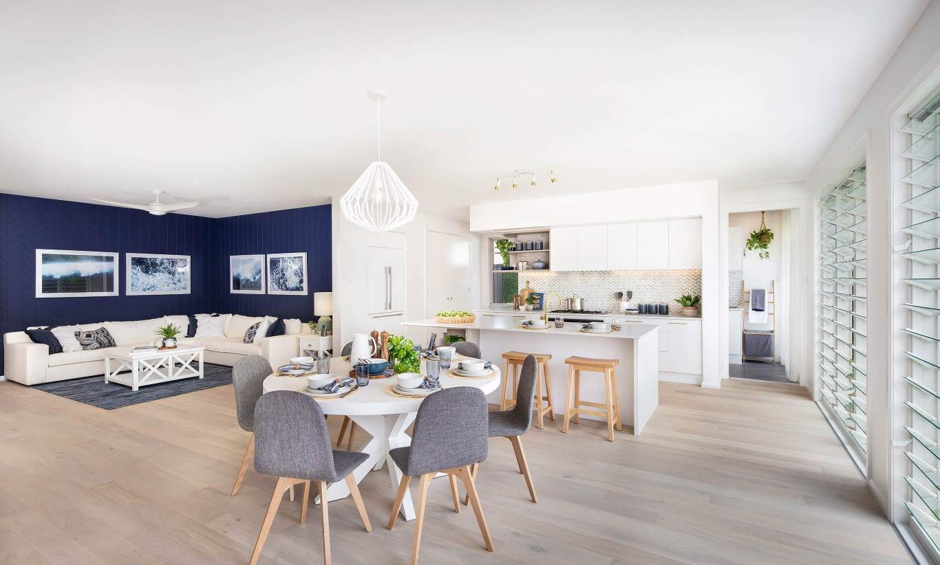 Lakeside- Family/Living, Dining and Kitchen