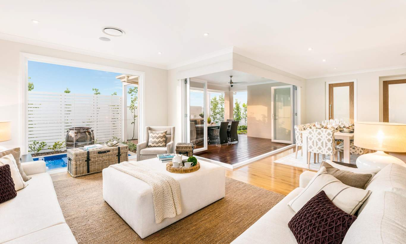 Living & Dining - Shell Cove - McDonald Jones