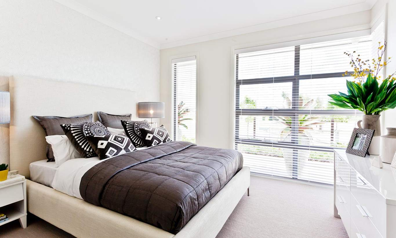 Bedroom - Hamilton Home Design  - McDonald Jones