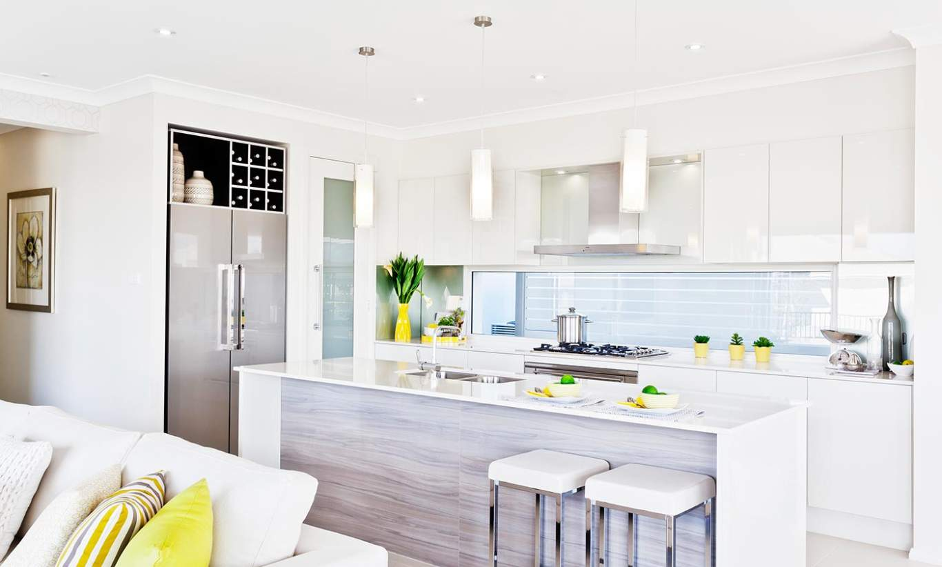 Kitchen - Hamilton Home Design  - McDonald Jones