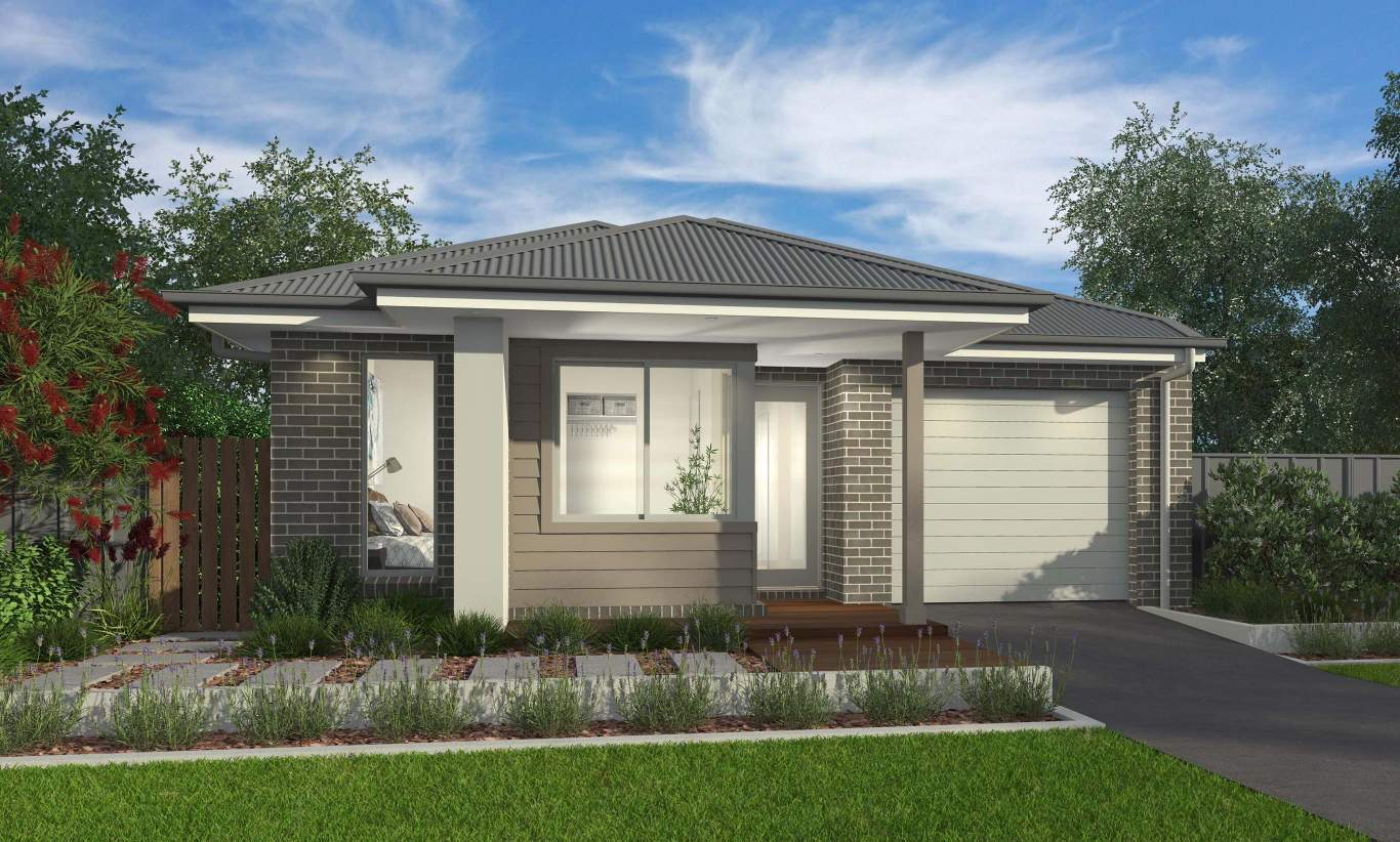 Kialla Facade - Camelle Home Design - McDonald Jones