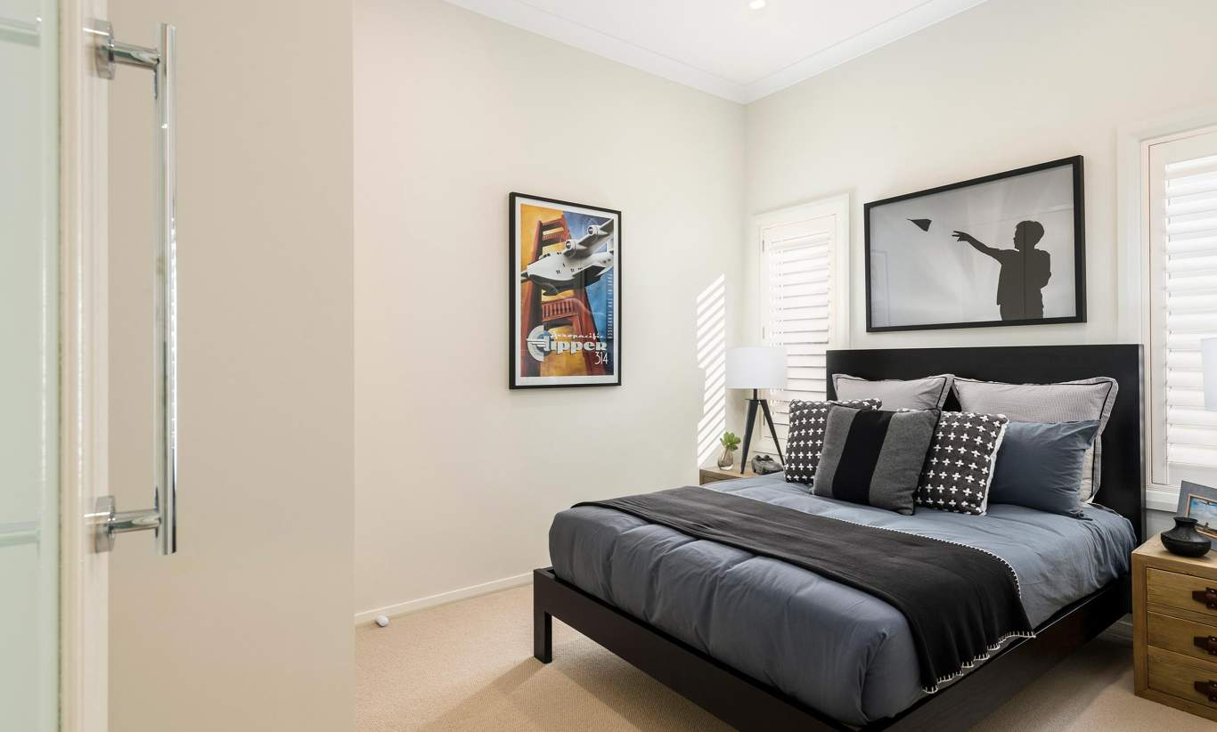 Bedroom - Vienna - Oran Park - McDonald Jones