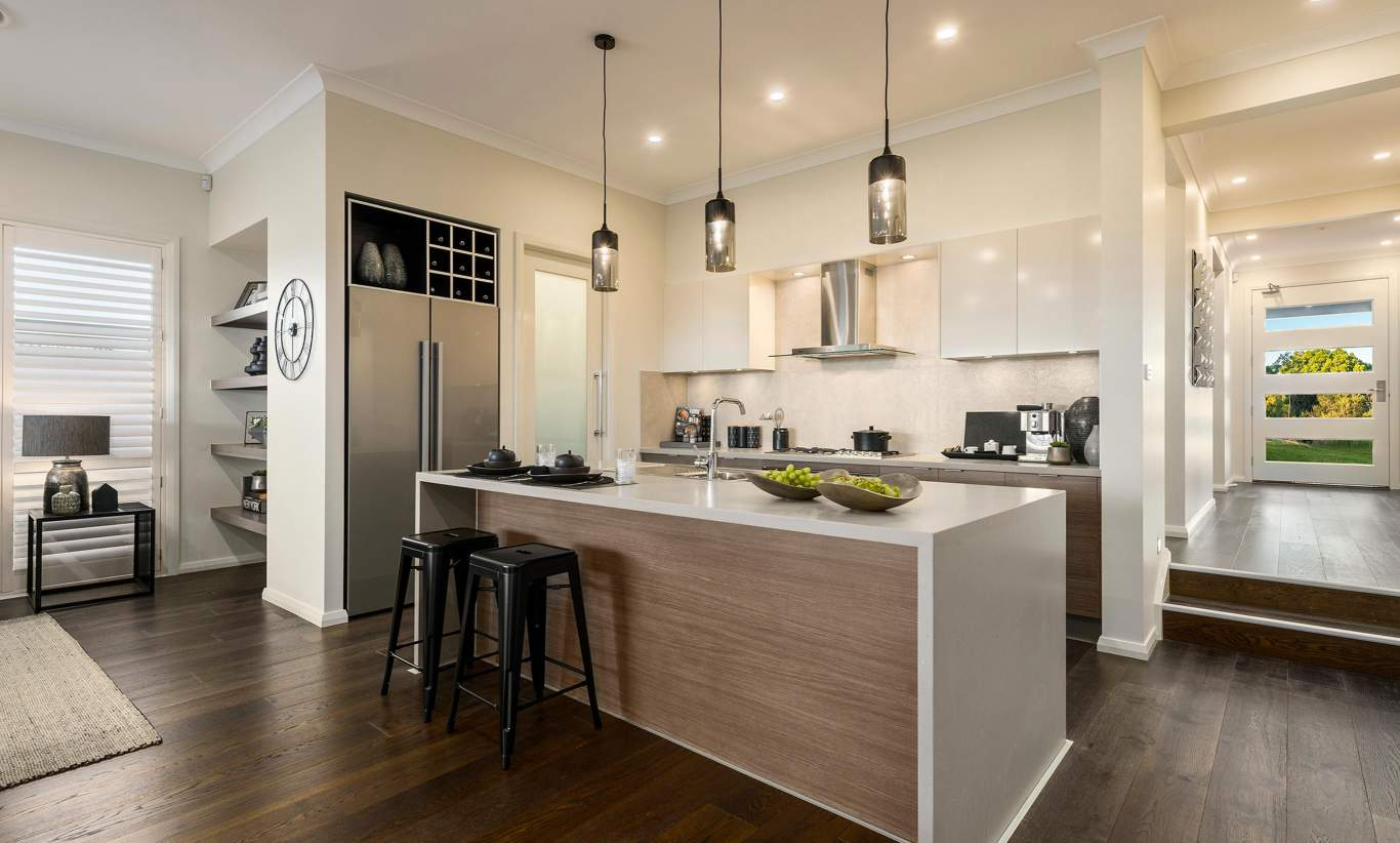 Kitchen - Vienna - Oran Park - McDonald Jones