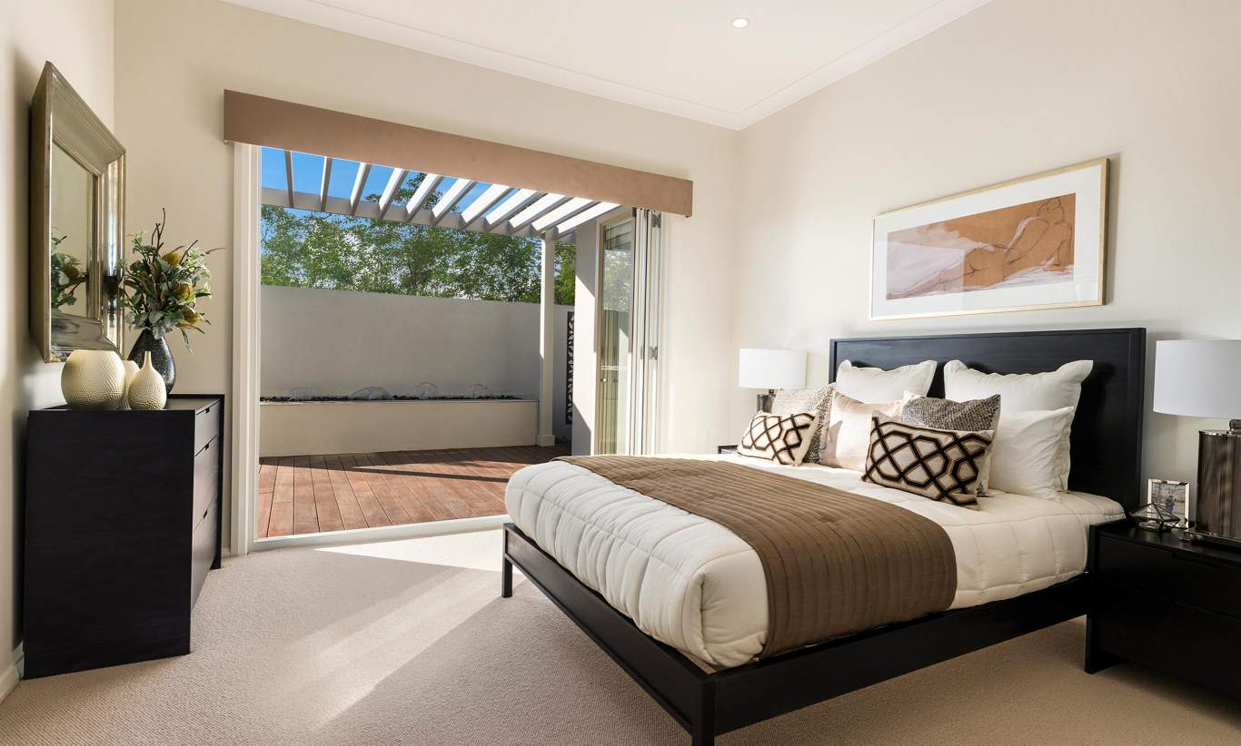 Master Bedroom - Vienna - Oran Park - McDonald Jones