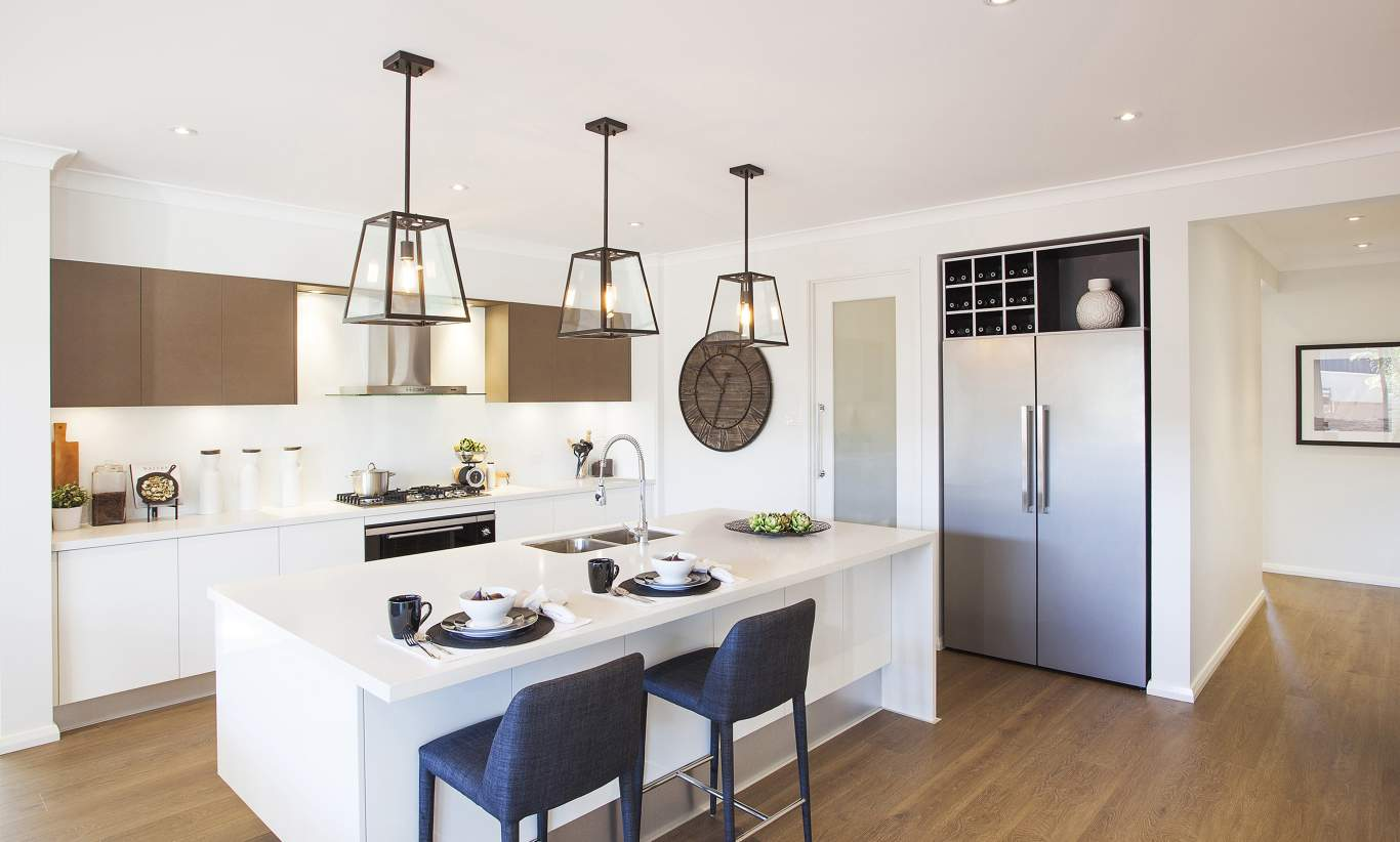 Kitchen - Seaside Retreat Display Home - Willowdale - McDonald Jones
