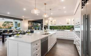 Kitchen - Avondale Two Storey Home - Canberra - McDonald Jones